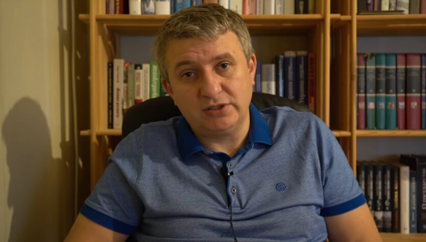 Юрий Романенко, локдаун в Украине, коронавирус