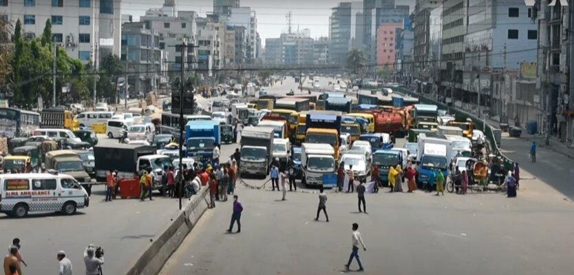 Коронавирус в Бангладеш