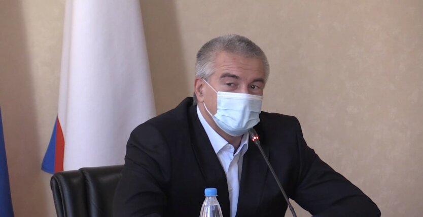 Сергей Аксенов, Отношения Украины и Крыма, Главы Крыма Аксенов, Русский мир