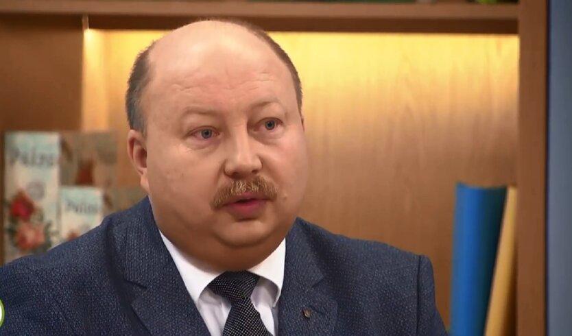 Министр Кабинета министров Украины Олег Немчинов
