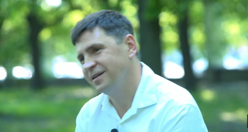 Михаил Подоляк, Владимир Зеленский, падение рейтинга