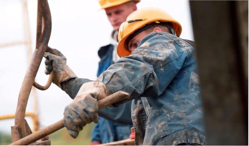 Добыча газа в Украине, Энергоносители в Украине, Андрей Ермолаев, Юрий Романенко