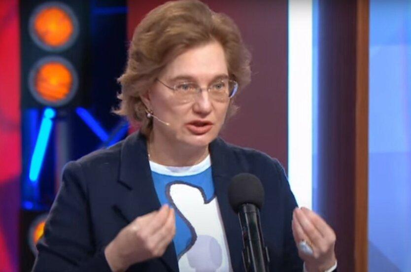 Голубовская рассказала об успехах украинских ученых в разработке новых тестов на коронавирус