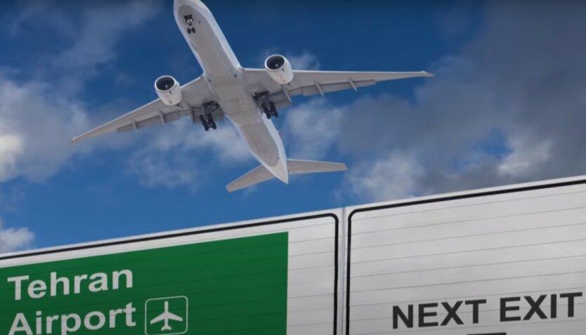 Названа настоящая причина крушения самолета МАУ в Иране