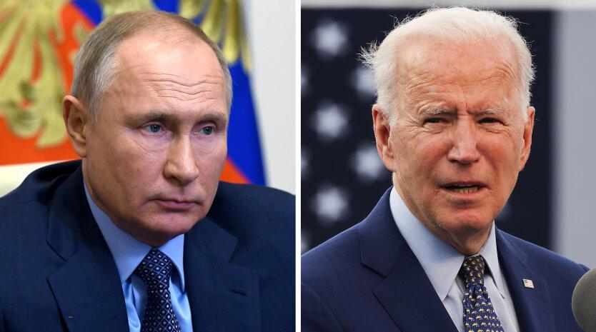Историческая встреча Байдена и Путина: чем чревата для Украины