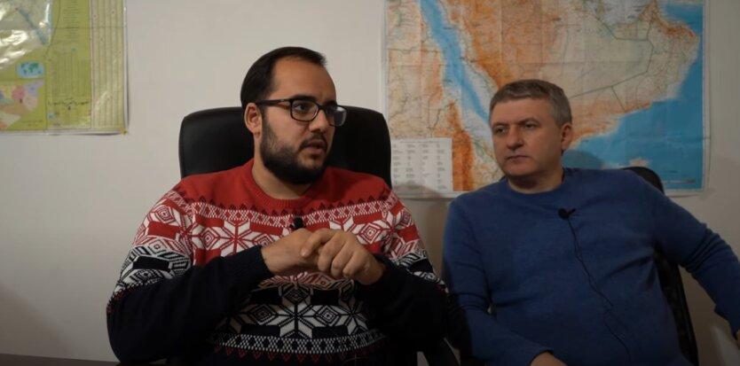 Илия Куса, Юрий Романенко, Нагорный Карабах