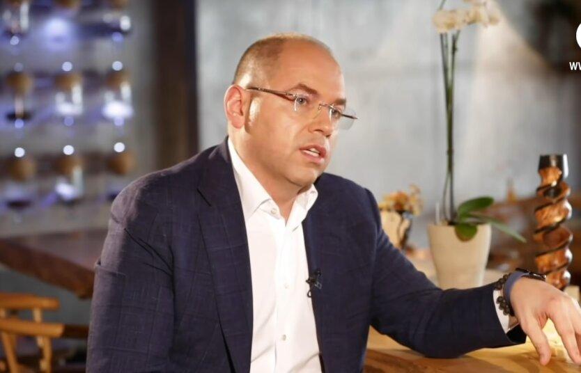 Максим Степанов, коронавирус в Украине, ПЦР-тест для въезда иностранцев