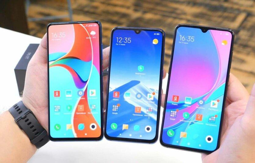 Xiaomi прекратит обновлять MIUI для 15 смартфонов