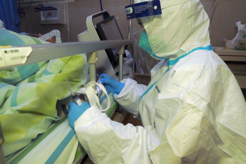 В Киеве официально подтвердили первый случай заражения коронавирусом