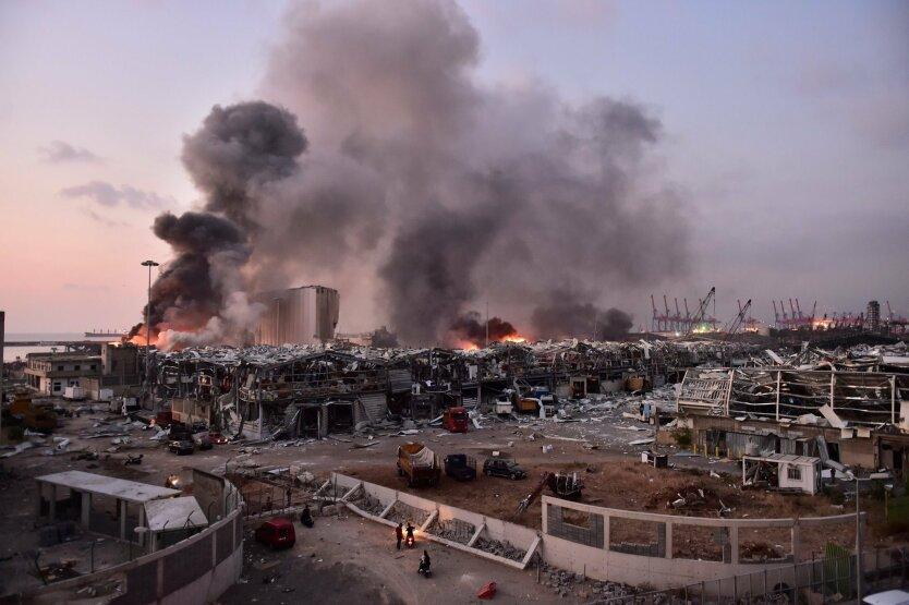 Взрыв в Бейруте: анализ и последствия