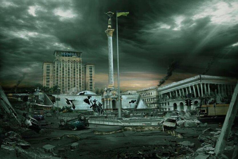 Киев постапокалиптический
