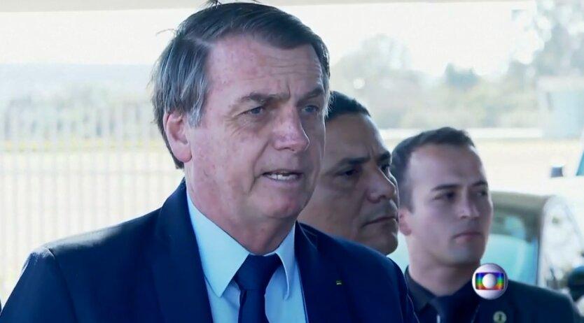 президент Бразилии, Жаир Болсонару