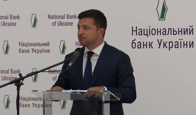 Зеленский дал напутствие Шевченко на посту главы НБУ