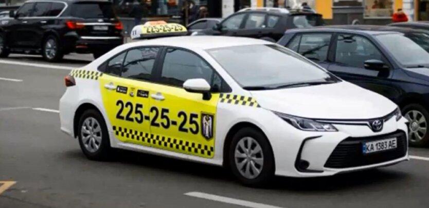 Такси Киева подняли цены