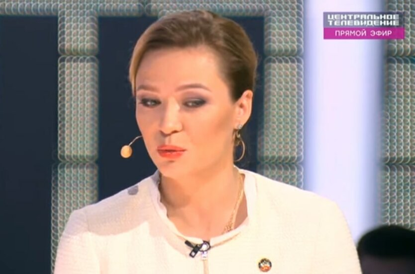 "Наталья Никонорова, глава ""МИД"" ""ДНР"""