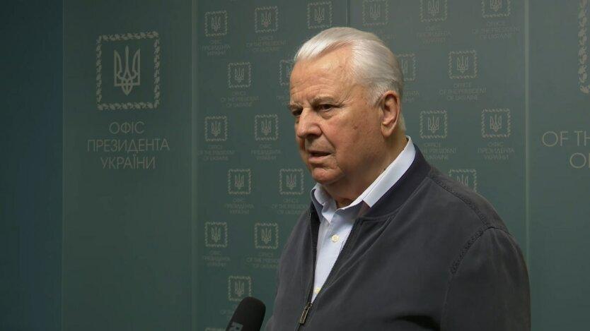Леонид Кравчук, Владимир Путин, война на Донбассе