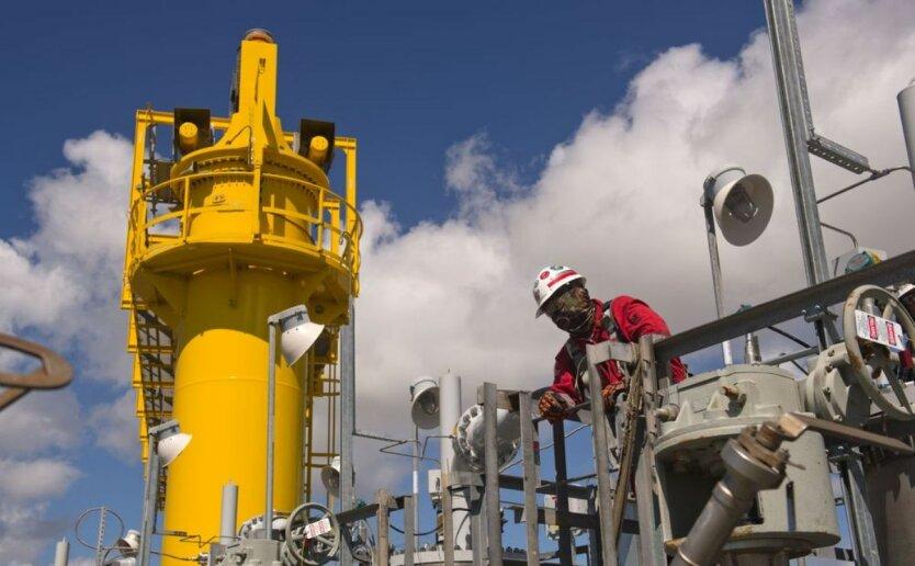 LNG терминал, Техас