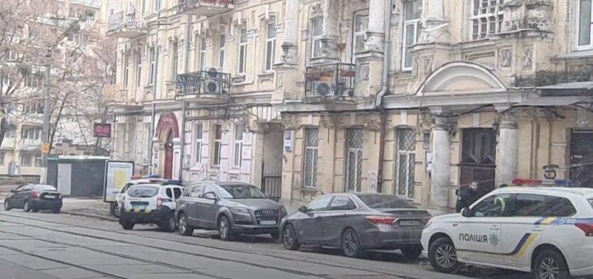 Захват заложника, Киев, полиция