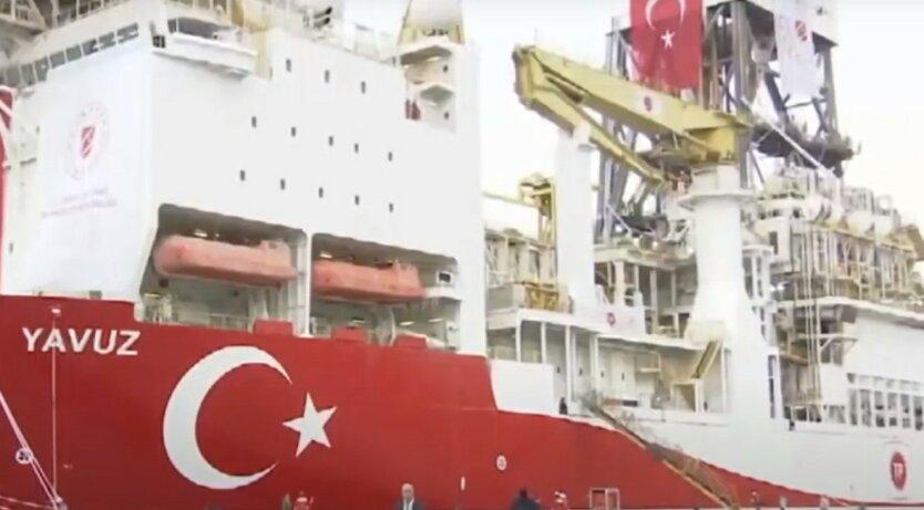 В Турции прикинули стоимость нового месторождения газа в долларах