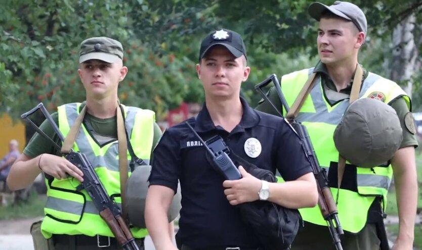 Патруль Нацгвардии, Патрулирование Донецкой области, Война на Донбассе