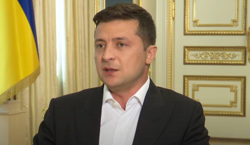 Владимир Зеленский, война, Донбасс