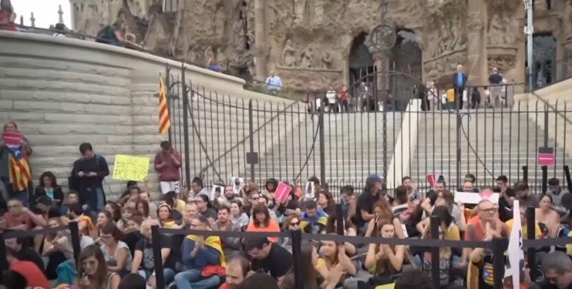 Каталония, Испания, Россия