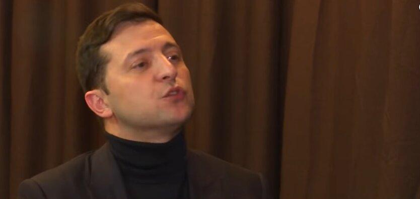 Владимир Зеленский, рейтинг, президентские выборы