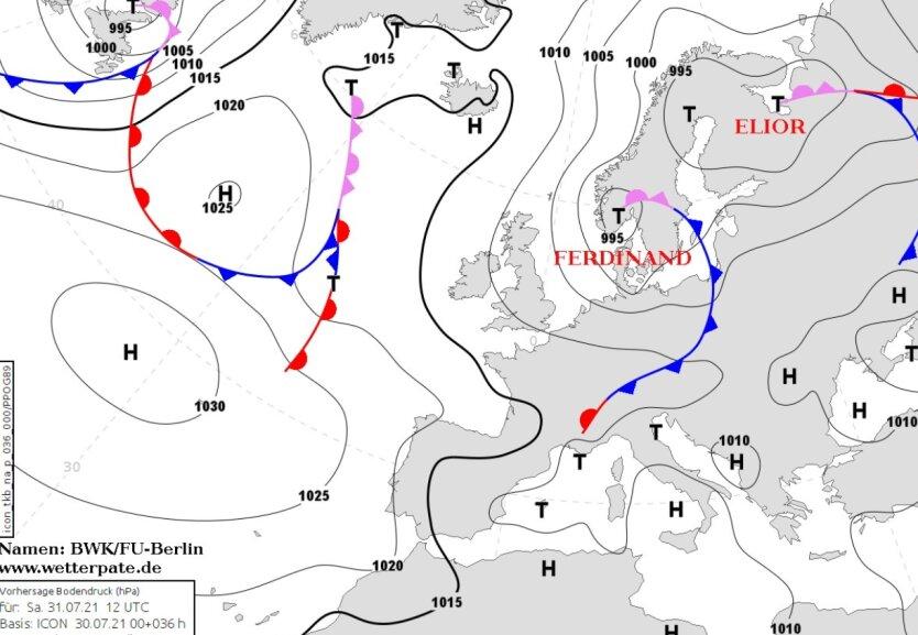 Погода на выходных 31 июля и 1 августа: снова доминирует жара