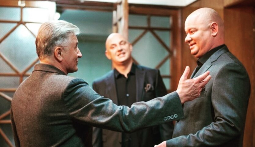 Станислав Боклан и Евгений Кошевой, квартал 95, папик, 1+1