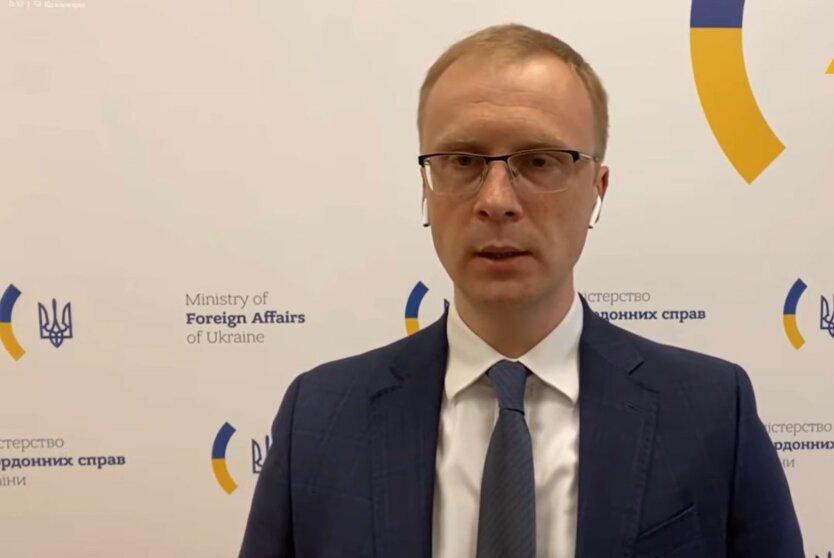 """Олег Николенко, Россия призвала Запад, """"воинственная риторика"""" Украины"""