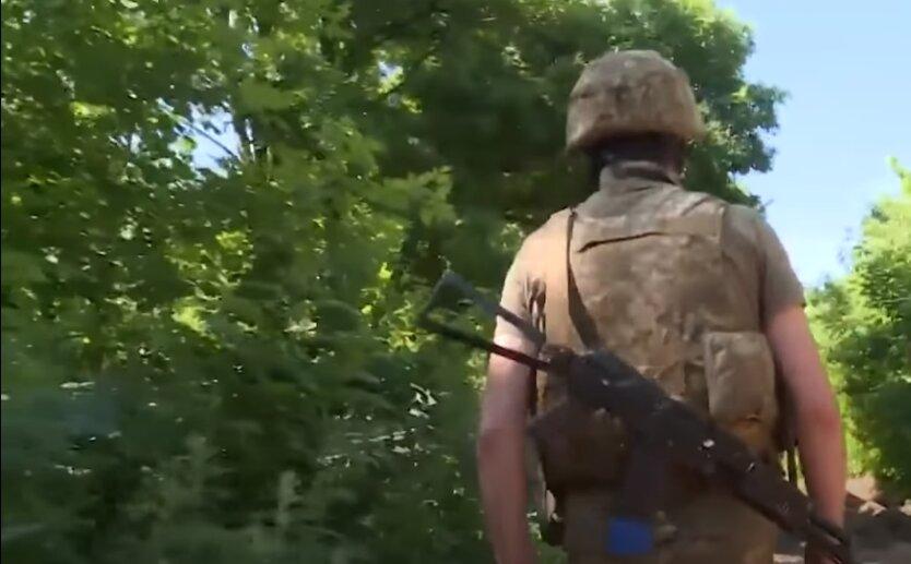 Боевики, медик, ВСУ