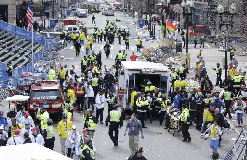Следователи установили личность подозрваемого в совершении теракта в Бостоне