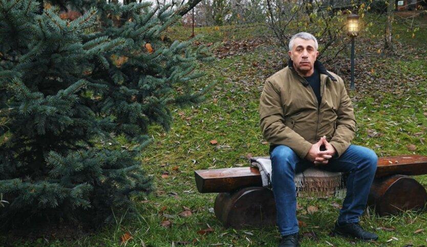 Евгений Комаровский, антбиотики, коронавирус