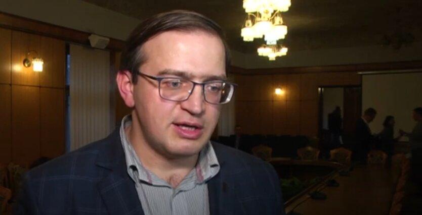 """Алексей Хабатюк, газ, """"Нафтогаз"""""""