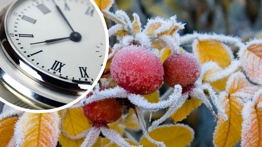 Переход на зимнее время, перевод часов в октябре