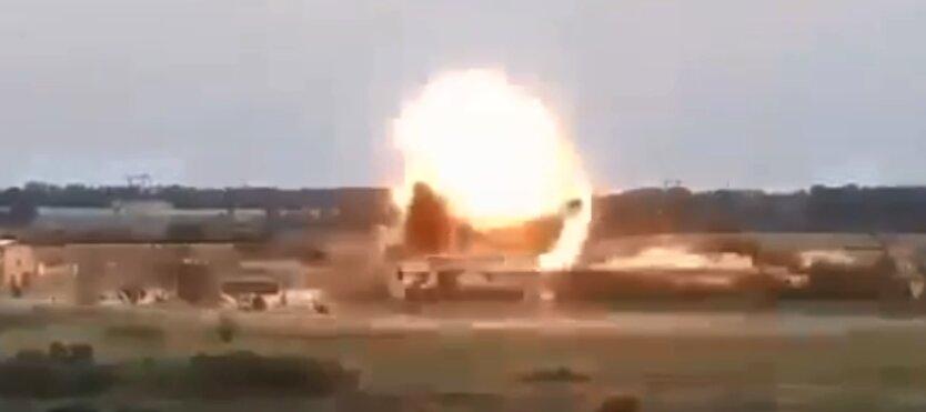 обстрел ВСУ на Донбассе