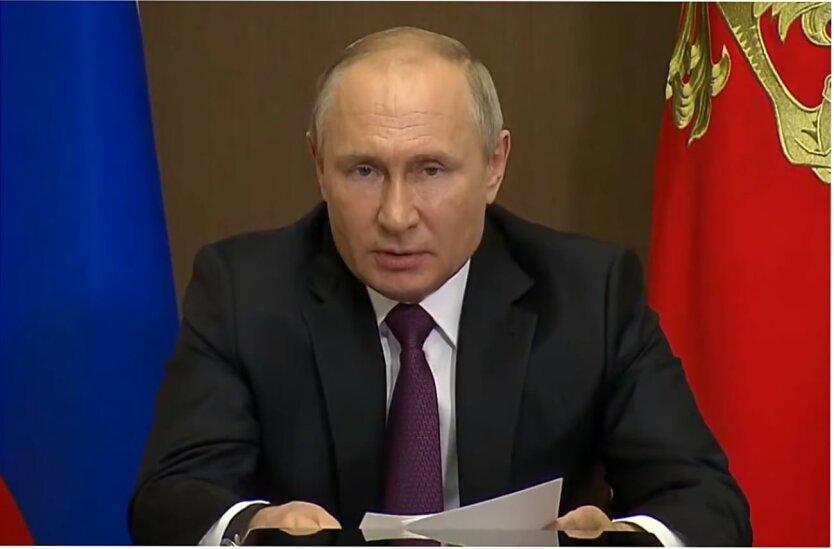 Владимир Путин, Встреча Путина и Байдена, Сергей Рябков