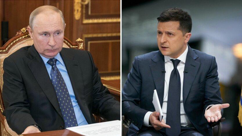 Украина ответила на манипуляции Путина об «ударе по русскому народу»