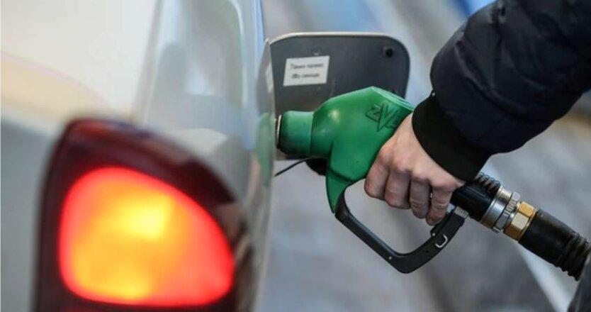 АЗС Украины подняли цены на автогаз, цены на безнин и дизель