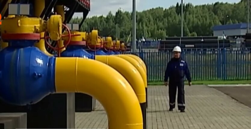 Газ, падение цен на газ в Европе,  биржа ICE
