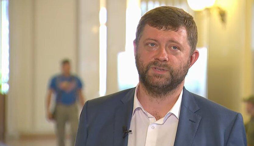 """Александр Корниенко, """"Слуга народа"""", розпуск Рады"""