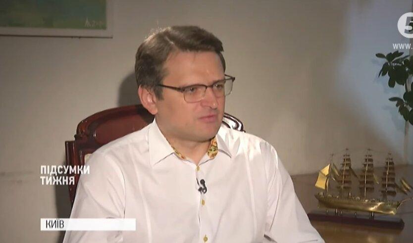 Дмитрий Кулеба, локдаун, коронавирус в Украине