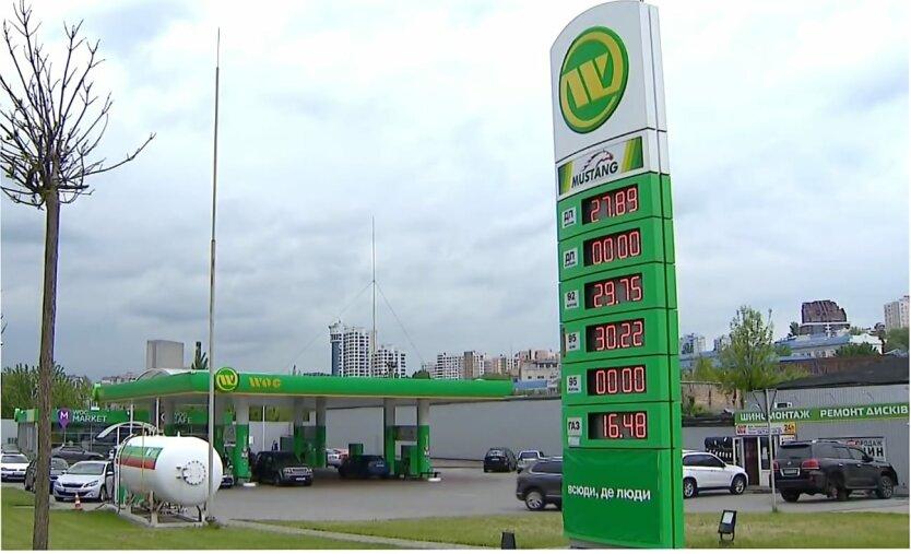 Цены на АЗС Украины, Цены на бензин в Украине, Цены на дизтопливо в Украине