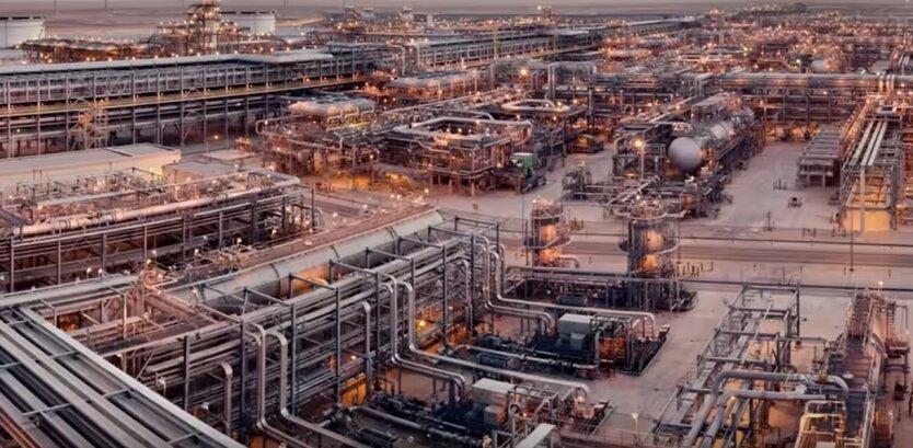 Нефть Aramco