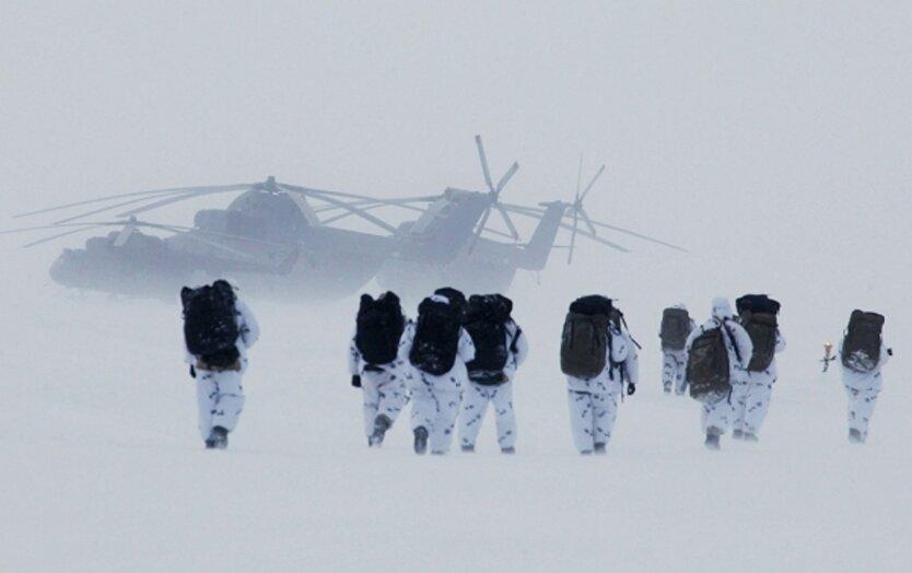 российские войска_арктика