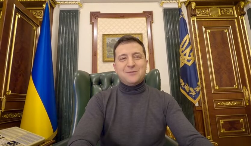 Владимир Зеленский, рейтинг партий, поддержка украинцев