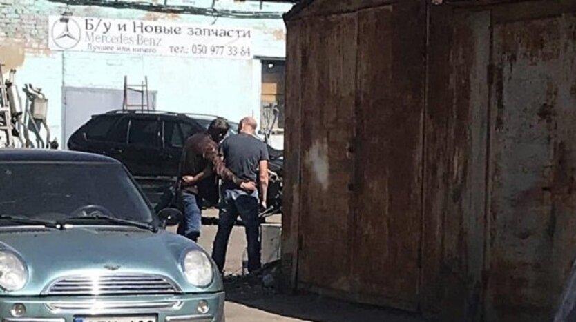 «Полтавский террорист» Роман Скрипник