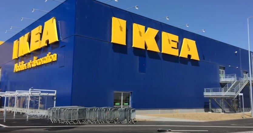 IKEA, онлайн-магазин, Украина