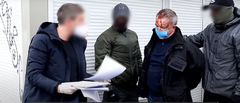 Валерий Шайтанов,задержание Шайтанова,задержан генерал-майор СБУ,Майдан 2014