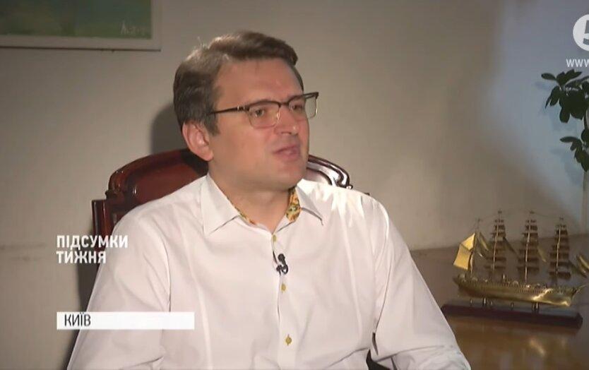 Дмитрий Кулеба, вакцина, коронавирус